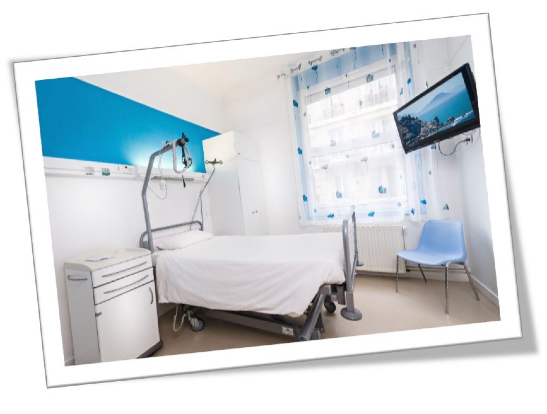 Prestations des chambres - Clinique Sainte Thérèse