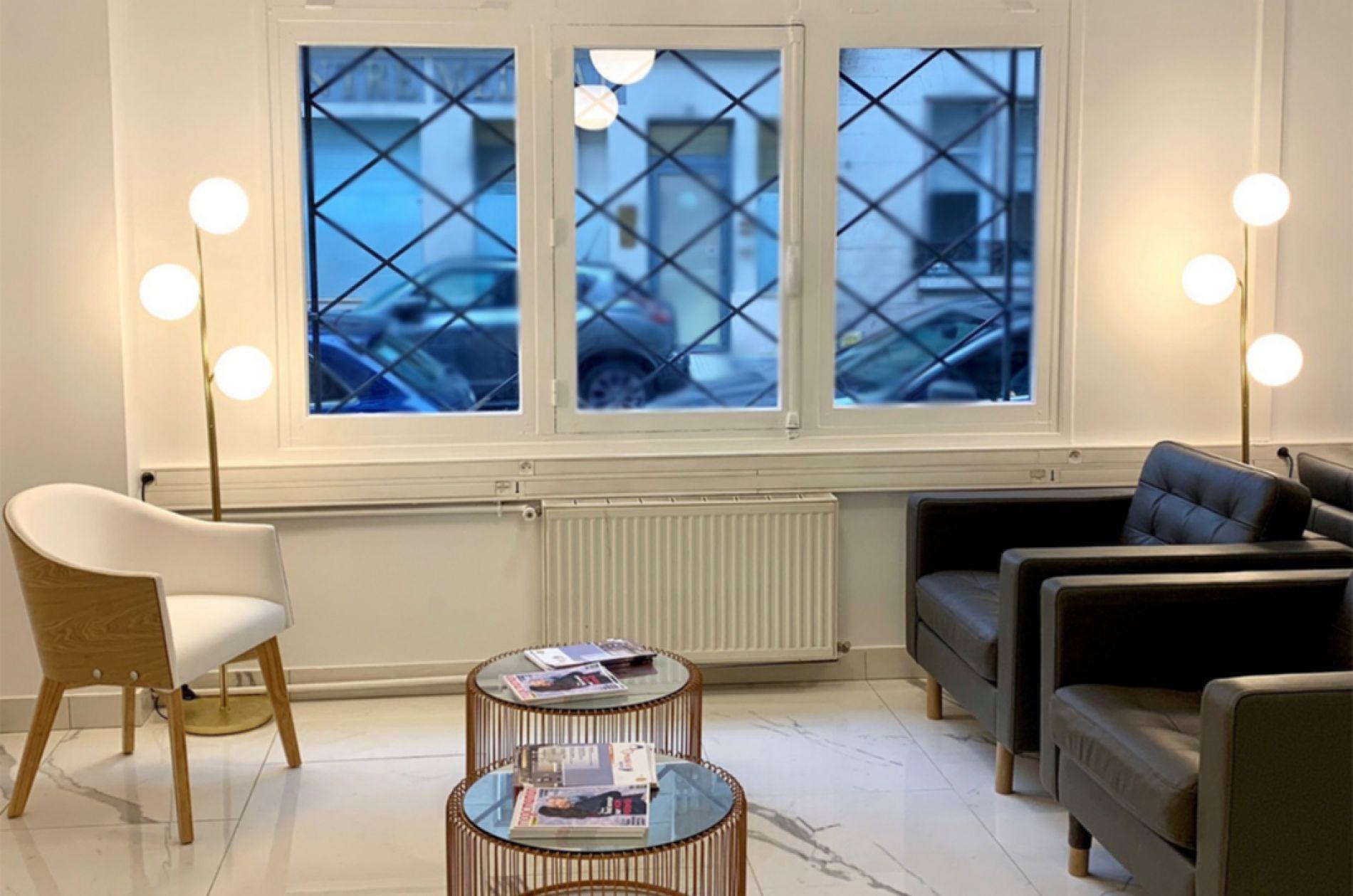 Maternité à la Clinique privée Sainte Thérèse - Paris 17 ème